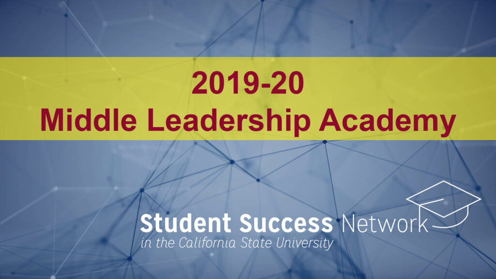 2019-20 Academy Title Card