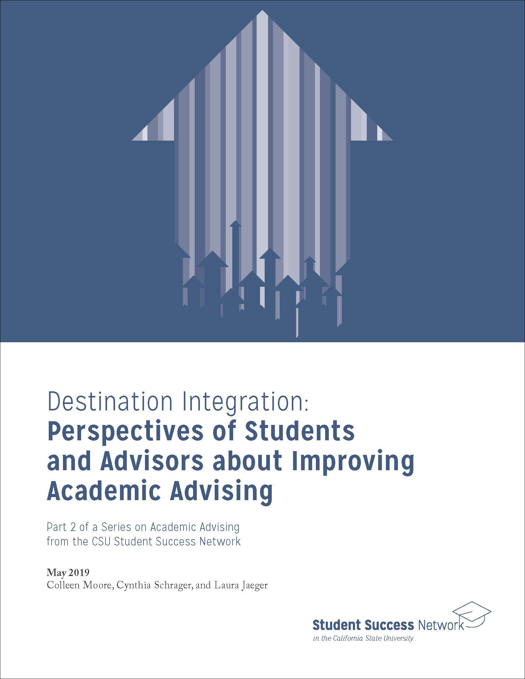 Destination Integration: Perspectives of Students and Advisors about Improving Academic Advising